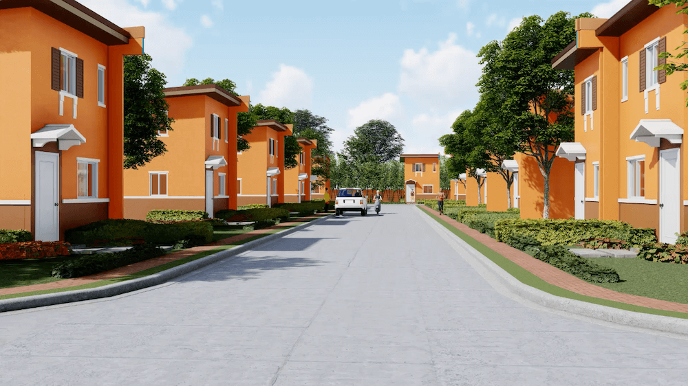 Townhouses in Lessandra Pili